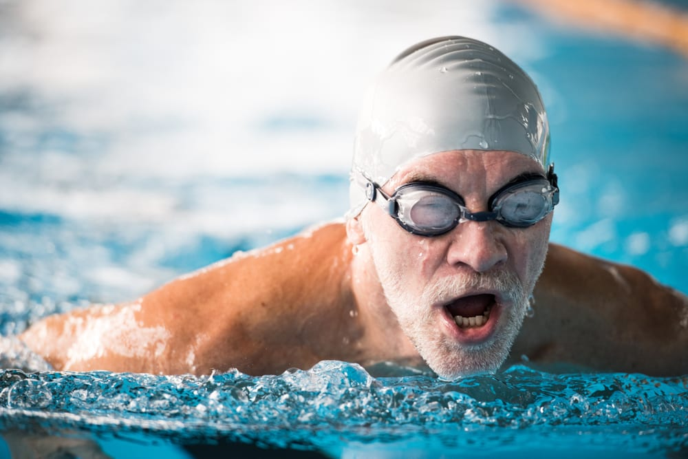 Best Swimming Benefits - It prolongs your life