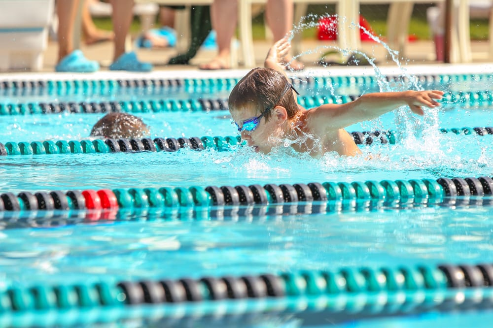 Best Swimming Benefits - It reduces inflammation