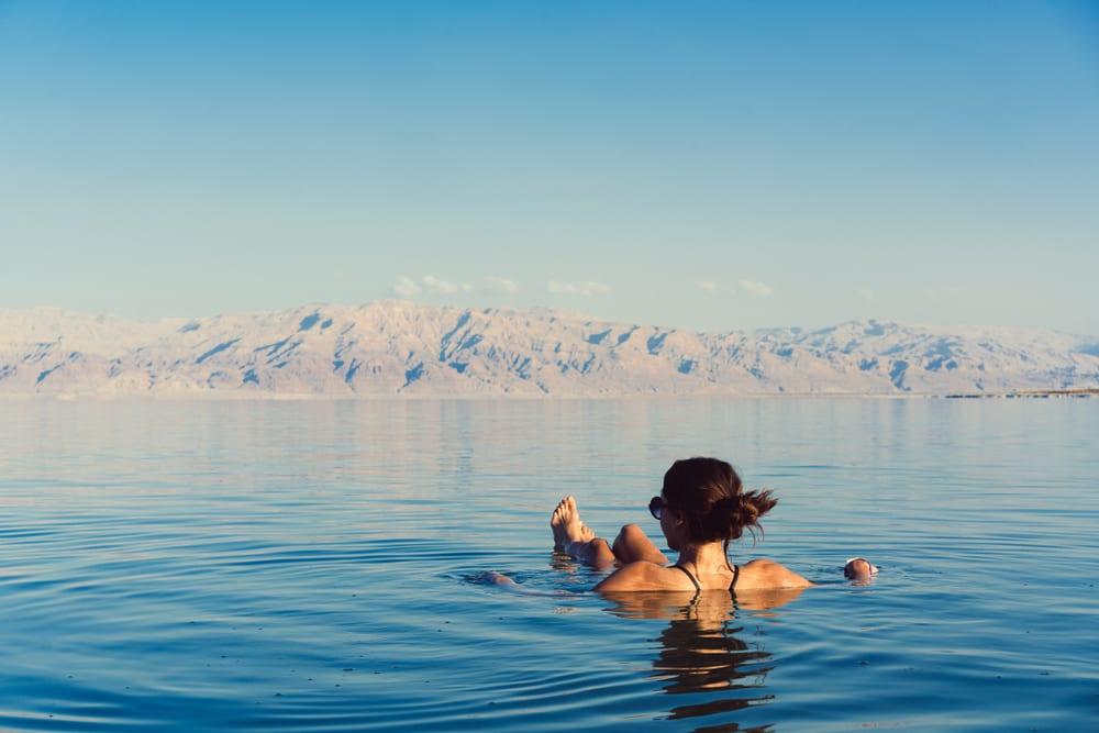Best Swimming Benefits - Saltwater swimming
