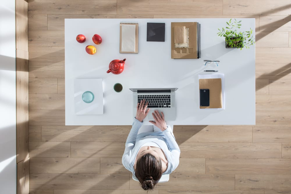 Get Organized and Enjoy your work