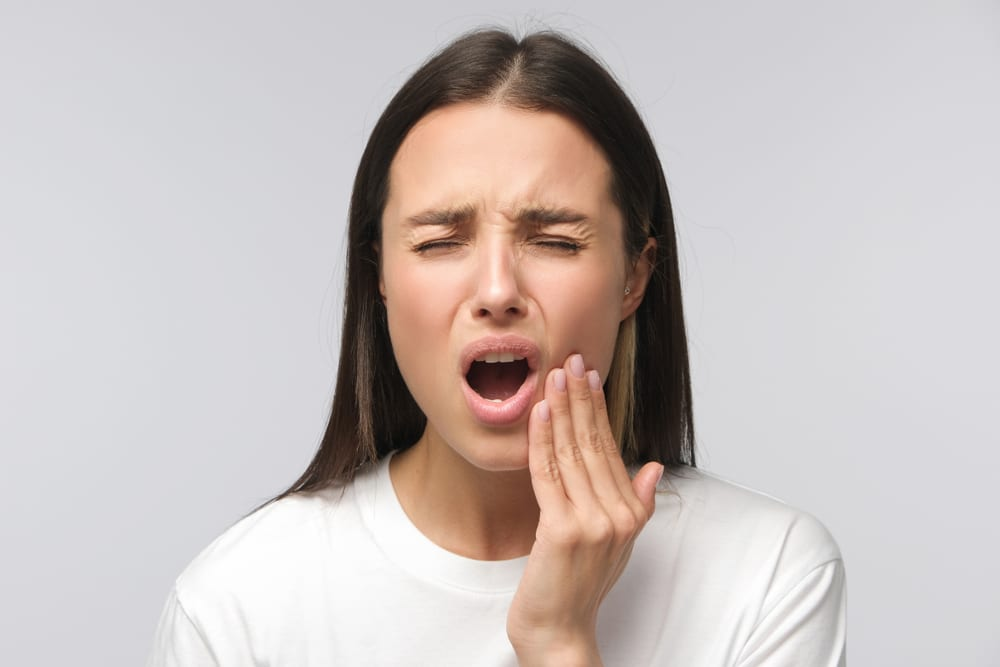 Dealing with a toothache