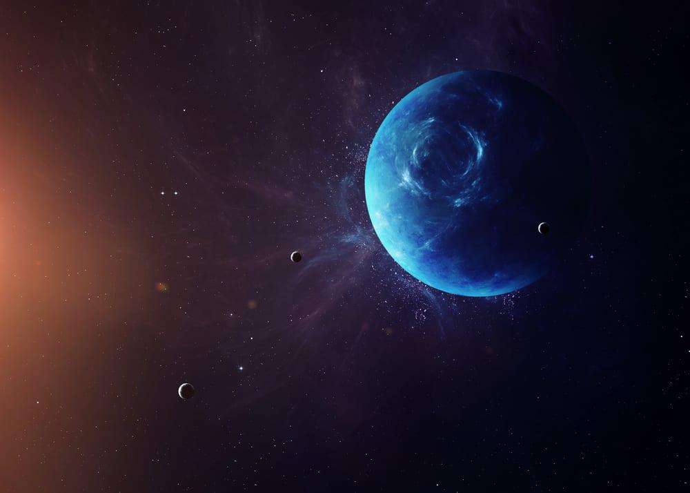 Neptune has 14 moons