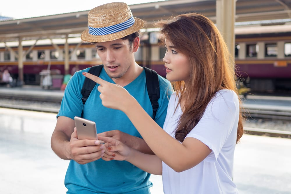 Mistakes that Travellers do