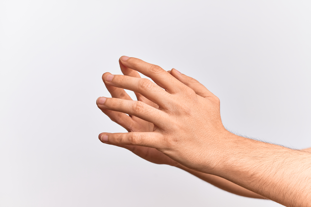 Creatures That Can Regrow Body Parts - human fingertips