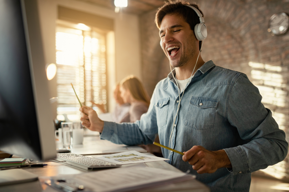 Positive Effects of Music - Music reduces stress