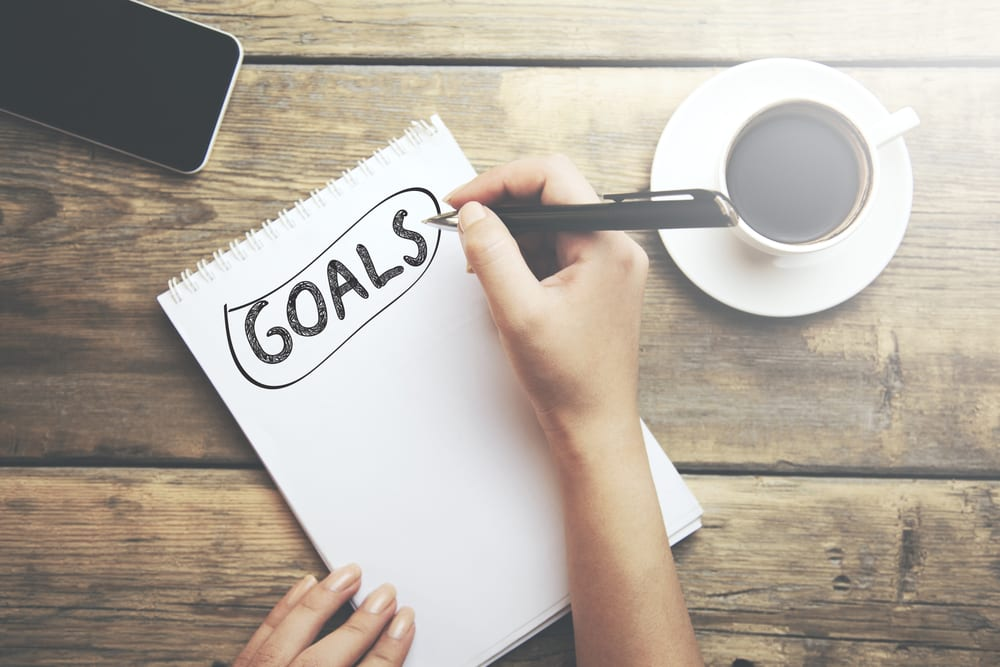 Tips to Keep Your Mental Stability - Make Realistic Goals