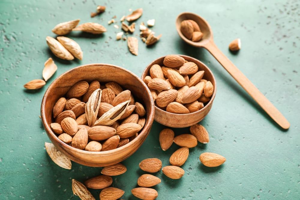 Healthiest Nuts - Almonds