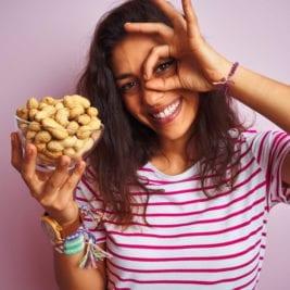 Healthiest Nuts - Peanuts
