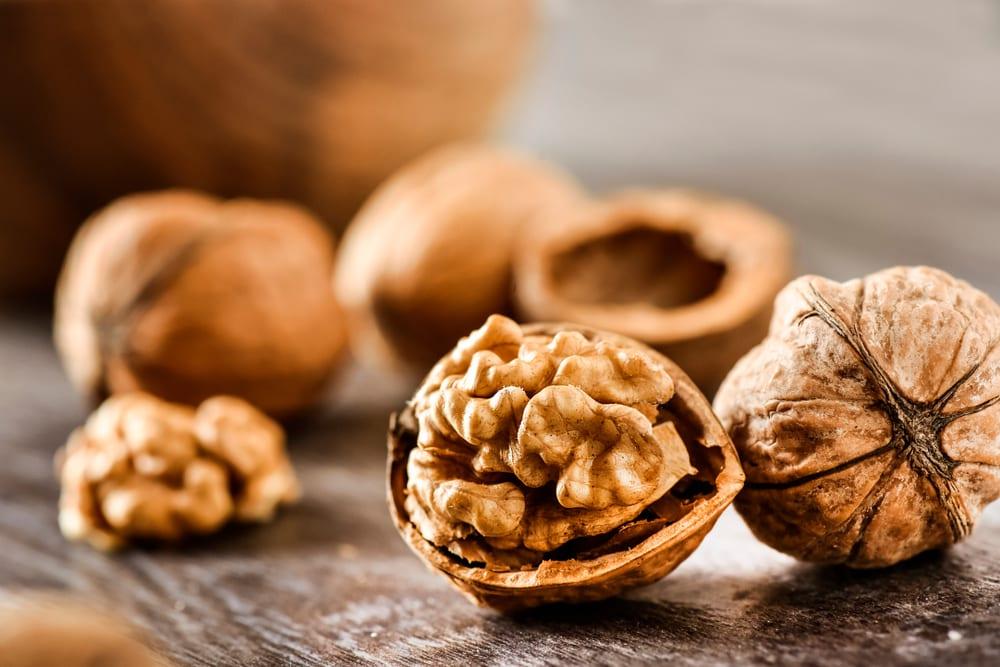 Healthiest Nuts - Walnuts
